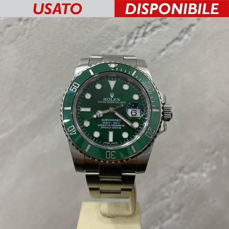 SUBMARINER 116610LV