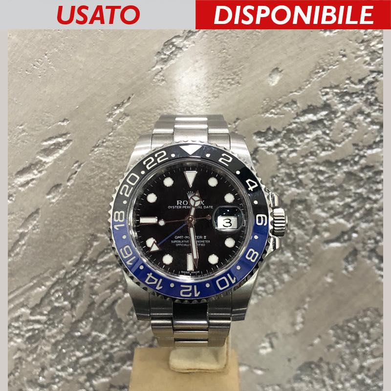 GMT MASTER 116710BLNR